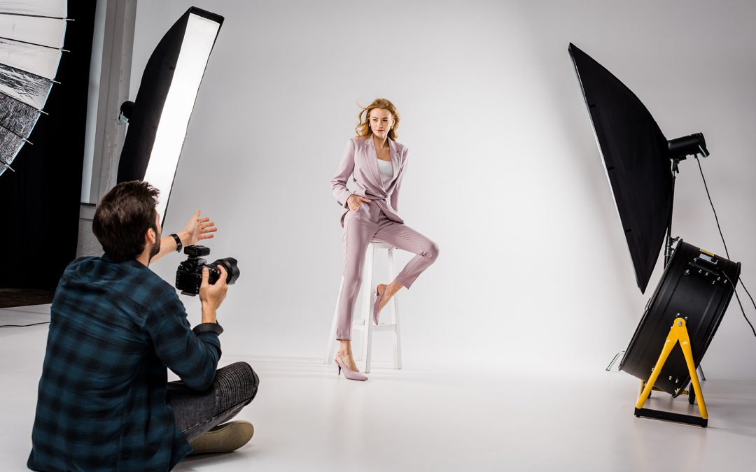 Fashion product photography challenges